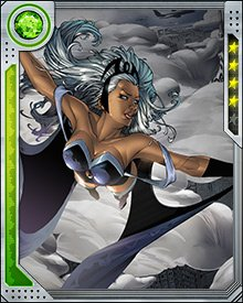 Although Storm has allied with Valkyrie on more than one occasion, she has also found herself at odds with the Shield Maidens. When Valkyrie was collecting the Hammers of the Worthy in the aftermath of the Serpent's attack, Storm stood against her friend in combat.