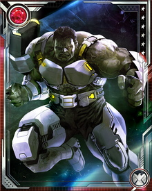 Hulk and Banner have entered into a new agreement with S.H.I.E.L.D. Hulk's persona is slightly more controlled than before, and Banner is being given free rein to create new, incredibly powerful weapons to combat the seemingly infinite threats Earth faces.