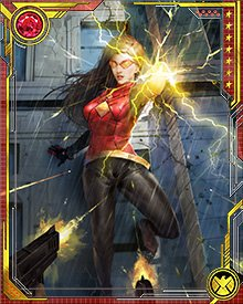 The battle against the Inheritors sapped Spider-Woman's will for more combat. She left the Avengers and rededicated herself to a life of helping ordinary people.