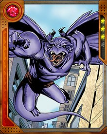 After years of being easily manipulated due to his low intelligence, Dragon Man was transformed when Valeria Richards found a way to increase his intellect to the genius level. He then joined Reed Richards' Future Foundation and protected the children in the Foundation's programs.