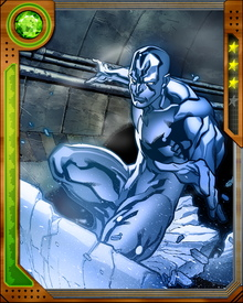 The youngest original member of the X-Men, Iceman has also been part of other mutant and hero alliances including X-Factor, the Defenders, and the Champions of Los Angeles. His powers have grown over the years and he is now considered one of the more powerful mutants currently active.