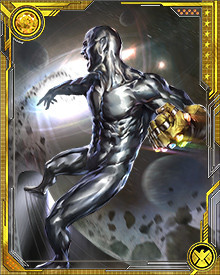 The Silver Surfer's years as Herald of Galactus familiarized him with the consequences of great power wielded for selfish interest. When he had a chance to achieve such power himself, he swore to use it for good.