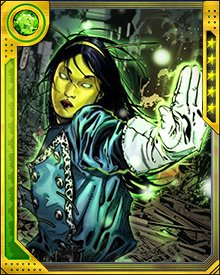 Mantis's considerable psychic abilities, combined with her self-sacrificing nature, made her a vital member of Quill's team. In fact, she let herself be imprisoned by the Kree in the first place, because she had foreseen Phalanx and her role in stopping it.