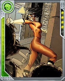 Spider-Woman played a key role in the culminating events of the Spider-Verse storyline. She protected Silk from the pursuing Inheritors, allowing the rest of the Spider-Army to rally and take the fight to the Inheritors on Loomworld.