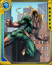 Putting his family fortune to good work, Danny Rand bought the old Heroes for Hire building and used part of it as a dojo where local homeless kids could work out and be safe. He also assembled a team called the Five Immortal Weapons, to face the ancient threats to the order of the Iron Fist.