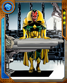 After the Phoenix Force left and the Avengers and X-Men began to reconcile, Vision left the Avengers for a time. He needed to figure out his relationship with the Scarlet Witch and their children. He has since come together with the Avengers A.I. team.