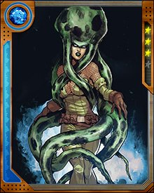 Over the years, Madame Hydra has come into conflict with just about every hero within the Marvel Universe.