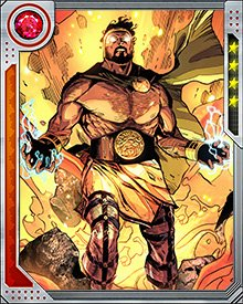 With backup from Thor and Amadeus Cho, Hercules succeeded in defeating the Chaos King and imprisoning him in the Continuum universe. He then sacrificed his powers to seal off the Continuum forever and restore our reality to its natural state. The universe was saved, but for the first time in his life Hercules was just a mortal man.