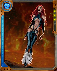 For Satana, there is a thin line between good and evil, and she has danced on either side of that line. She was raised to embrace evil, but she has often sought redemption for her crimes and wrongdoings.