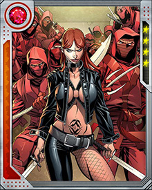 Deadpool kicked Animus to the curb but refused to kill Mary, allowing the Typhoid personality to come to the forefront. Deadpool and Typhoid Mary went on a few merry adventures together, eventually confronting Daredevil for some perceived slight in the distant past.