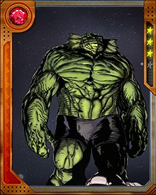 The Saurid called Ch'od was a founding member of the Starjammers, which was formed after he escaped his slavery on the planet Alsibar. He possesses both lungs and gills, as well as unparalleled strength and great skill with melee weapons.