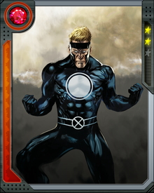 Cyclops's lost brother Alex Summers was also a mutant who joined the X-Men as Havok. His parents were lost when their plane was shot down by an alien spacecraft.