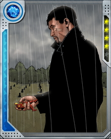 The proud and arrogant Stark had a difficult time accepting responsibility for the lethal excesses of the pro-registration side during the Civil War. Although troubled by some of the things he did, he is moving forward because despite his errors, he believes in his ability to make things better.