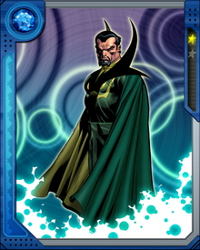 Karl Amadeus Mordo turned to occult pursuits after learning of his father's murder. Nikolai Mordo rebelled against the encroachment of technology into every area of modern life and sought to restore the glory of Transylvania. Following in his footsteps, Karl became a powerful sorcerer and adversary of Doctor Strange.