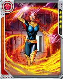 While the young version of Jean Grey has yet to manifest the Phoenix Force, there are those who believe her presence is very dangerous. There is no way to know how her activities in our timeline (and her absence from her own) will impact the past… or the future.