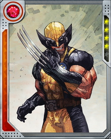 Wolverine's senses of sight, smell, and hearing are all greatly enhanced, enabling him to see at greater distances than an ordinary human (even in near-total darkness), hear sounds ordinary humans cannot (and also hear to greater distances), and use his sense of smell to track targets by scent.