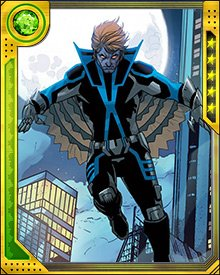 After serving both with Interpol and the New York City police, Banshee had the experience and nerve to handle being an X-Man...but he didn't remain a member of the team for long. He has been killed several times, and brought back to life during the Chaos War and Selene's dispersal of the transmitted virus.