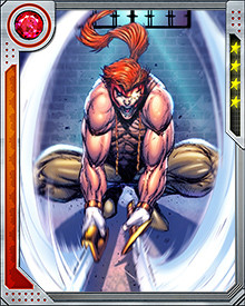 During a traumatic hiatus from X-Factor, Shatterstar was a gladiator in Madripoor. He returned to the team with the help of Spiral and Cable—though Spiral's help involved luring him to another dimension where she had killed most of the other heroes.