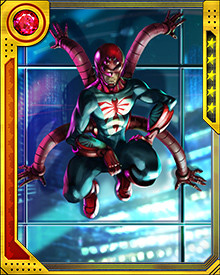 Max Borne is the Spider-Man of the year 2211 and a member of the Timespinners, a group that combats disruptions to the timestream. He fought alongside Spider-Man and Spider-Man 2099 against the Hobgoblin of his era, who turned out to be his own daughter.