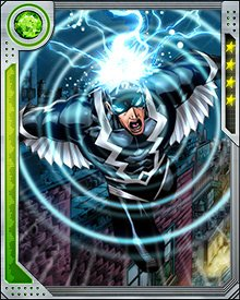 Black Bolt was rescued by the heroes of Earth when they discovered where he was being held captive and struck back against the Skrulls. He then led the Inhumans in a war against the Kree, toppling Ronan the Accuser and declaring himself the new Kree Emperor.