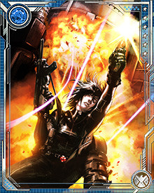 In the aftermath of the mission a new X-Force is born. This group is a covert team authorized by Cyclops in order to take on missions that compromise the beliefs of the X-Men's mentor Charles Xavier. The new X-Force was a group that would go and kill their enemies. This was a job that Domino embraced being part of.