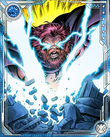 Rage, storm! Let the world tremble at the fury of Zeus!