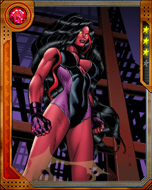 While Red She-Hulk has done her best to differentiate herself from the other Hulks (not just the Bruce Banner Hulk, but also the green She-Hulk and even her father the Red Hulk), there is one category that all Hulks seem to revel in.