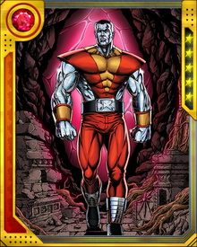 In his early years with the X-Men, Colossus struggled with the transition from Russia to the US. Eventually his homesickness lessened as he found friendships within the X-Men—as well as a long on-again, off-again romance with Kitty Pryde.