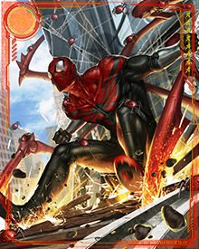 Superior Spider-Man is noticeably different from Peter Parker. He is arrogant, touchy, and notably lacking in Peter Parker's goofy sense of humor. He might still be tough in a fight, but he's not nearly as much fun to be around.