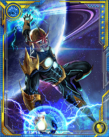 While they never achieved that greatness, the team did a lot of good. Until Nova left to focus on his responsibilities with the Nova Corp. During his absence they became involved in a televised tragedy with massive ramifications to all heroes known as the Civil War. When Nova returned to Earth, he found a world that no longer made sense to him. He left seeking the comfort and solace of space.