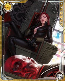 What if Black Widow did what no one else has ever been able to do: Kill the Red Skull and take over Hydra for herself?