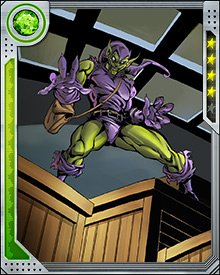 Norman Osborn is able to control or suppress the Green Goblin personality for long periods of time, but it is never far away… and it is often closer to the surface than he thinks it is. This became clear during the Siege of Asgard.