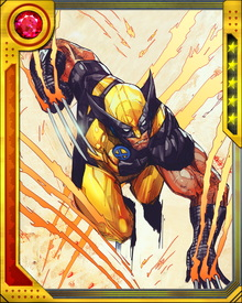 There's a time fer scrappin' an' a time fer bein' sneaky. Either way, Wolverine's the best there is.