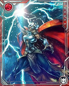 Mjolnir's favor seems to have fallen on Thor even more than it did on Odinson in the past. She can control the weapon more skillfully than Odinson ever could, as  well as make different use of its powers.
