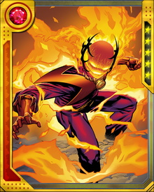 "Dormammu is one of the most powerful known mystical entities within the universe, with his long time adversary Doctor Strange referring to him as his ""most terrible foe;"" a threat to ""the life of the universe itself,"" that ""at full power no one could stand against."""