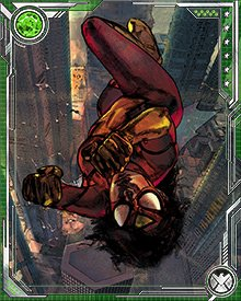 Among Spider-Woman's trainers were some of the deadliest killers in the world, including the infamous Taskmaster.