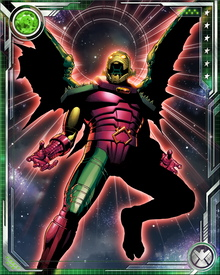 Annihilus is always reborn upon death due to his ability to spawn clones of himself that retain his memories. As such, he is virtually immortal.