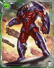 Learning that the mutant-hunting Sentinels could store psionic energy, Onslaught abducted a group of scientsts to create a Sentinal army.  Instead of hunting mutants, Onslaught used its army to further his goal of asserting mutant dominance over humans.