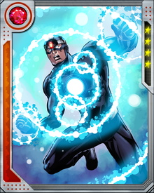 Led the X-Factor after assigned as a leader by Cyclops. His talent was always behind the shadows of his brother, the brilliant tactician, Alex has proved himself that he is part of the Summers.