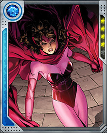 The Scarlet Witch's trauma and mental instability inadvertently helped the Skrulls' invasion by drawing the Avengers' attention away from Earth. By removing so many mutants, she also reduced the number of heroes who could defend Earth once the extent of the Skrull infiltration was understood.