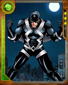 A Skrull impostor of Black Bolt was discovered in the early stages of the Secret Invasion on the Inhuman homeworld of Attilan. This alerted the Inhumans to the threat and set off a search for Black Bolt, who was in Skrull captivity as they tried to turn his voice into a super-weapon for themselves.