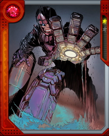 The Sentinels are mutant hunting robots developed by Dr. Bolivar Trask in an attempt to answer what he perceived to be the mutant threat to humankind.