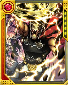 Beta Ray Bill is like an alien cyborg version of Thor, which is pretty intimidating if you think about it. He's stood toe to toe with the worst the universe has to offer. The one thing stronger than Bill's will is his loyalty to his friends.