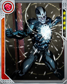 The youngest of the three Summers brothers, Alex developed his mutant abilities long after the other two had. When his powers manifested, Sinister intervened and placed a mutant dampener within Alex, causing his powers to go dormant until much later in life. Professor Xavier finally found him and brought him to the X-Men where he was re-united with his brother Scott.