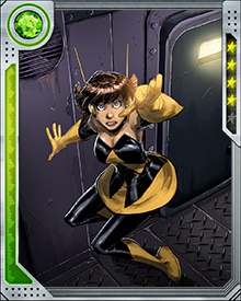 When most people think of the Wasp, they think of her size-changing abilities. But the Wasp is also one of the greatest intuitive and deductive minds among the Avengers.