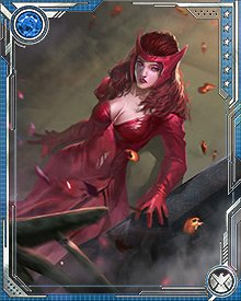 The Red Skull wants to exploit the Scarlet Witch, using her reality-altering powers to achieve his vile cause. He has dispatched his S-Men to abduct her.