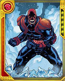 The Red Skull has come a long way since he relied on the Dust of Death and the power of early Hydra. Now he has risen to the absolute pinnacle of villainy, the scale of his plans equaled by very few others.
