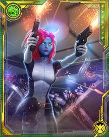 Mystique and the members of Freedom Force all received pardons for their past crimes, as long as none of them committed any more misdeeds. However, when the team suffered particularly heavy losses one mission where some of their members lost their lives, Mystique became so distraught that she could no longer lead and the team disbanded.