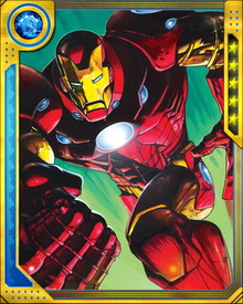 All models of Iron Man's suits have had repulsors integrated within the palms. These are the primary offensive weapons in all of Iron Man's armors.