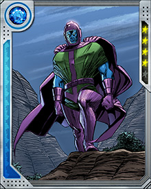 Kang's primary mode of transportation is the Timeship, a 40th Century ship with technology sufficiently advanced that most contemporary Earthlings can't even begin to comprehend it. Reed Richards is one of the few who can come close.